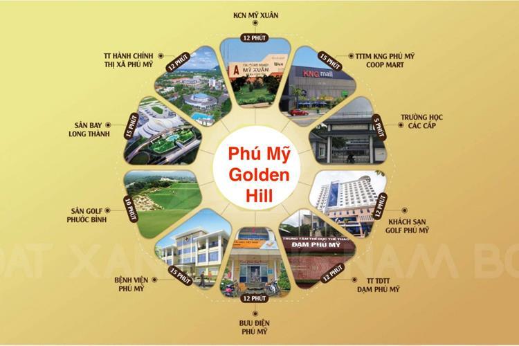 Phú Mỹ Golden Hill