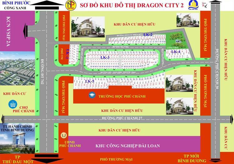 Khu dân cư Hoàng Lộc