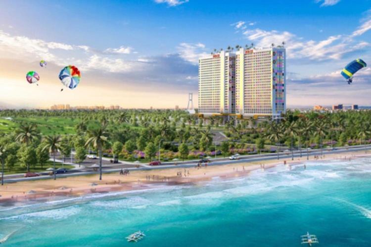Phối cảnh dự án căn hộ Dolce Penisola Quảng Bình