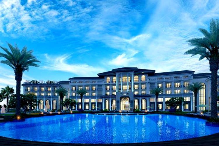 Golden City Resort Cửa Lò