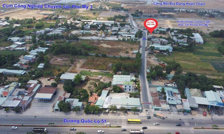 Khu dân cư Tân Phước