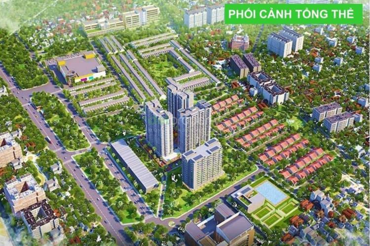Phối cảnh dự án căn hộ Opal Avenue Thuận An Bình Dương