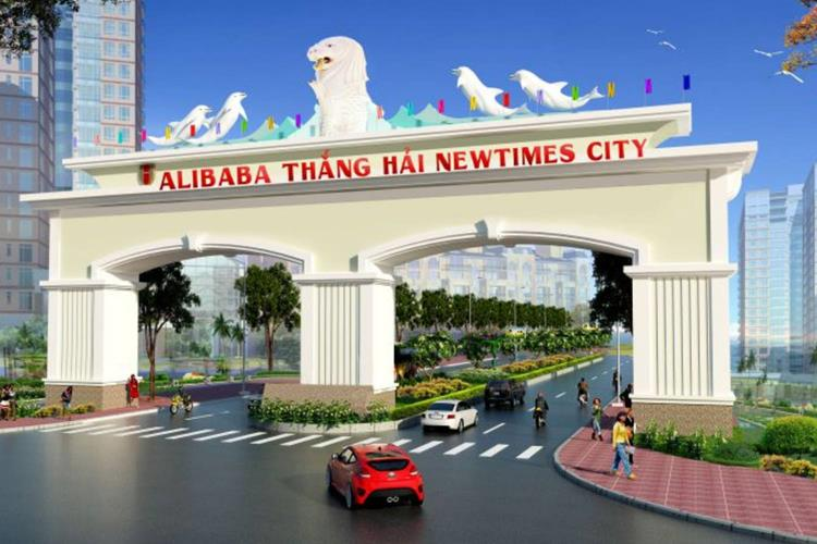 ALibaba Thắng Hải Newtimes City