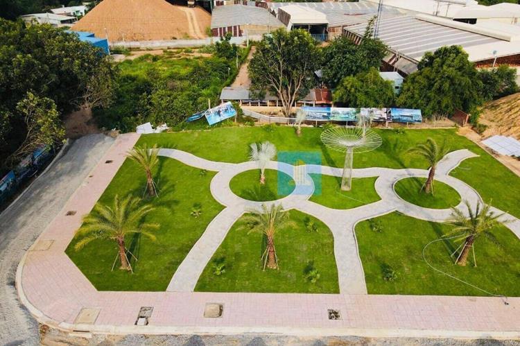 Công viên dự án Phương Toàn Phát - Golden City đã hoàn thiện 100%