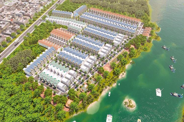 Phối cảnh dự án An Phước Riverside Bình Thuận