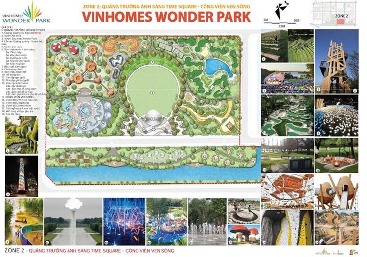 Vinhomes Wonder Park