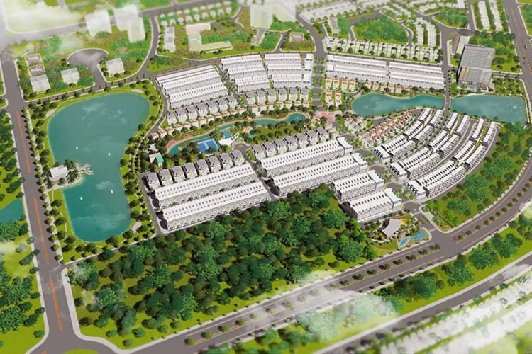 Phối cảnh dự án khu đô thị La Vida Residences Vũng Tàu