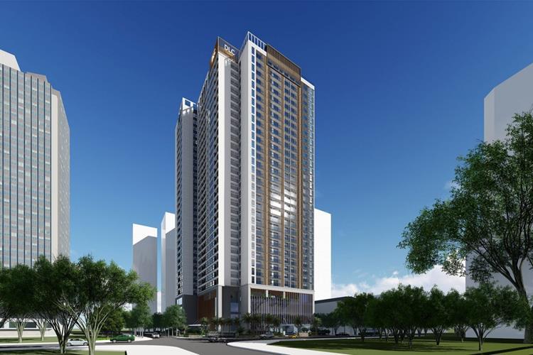 Phối cảnh dự án căn hộ Harmony Square Hà Nội