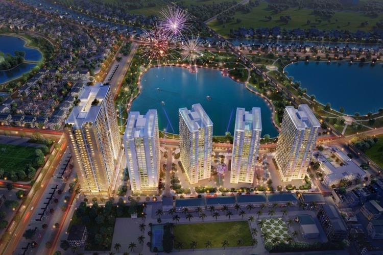 Phối cảnh dự án căn hộ Epic's Home 43 Phạm Văn Đồng Hà Nội
