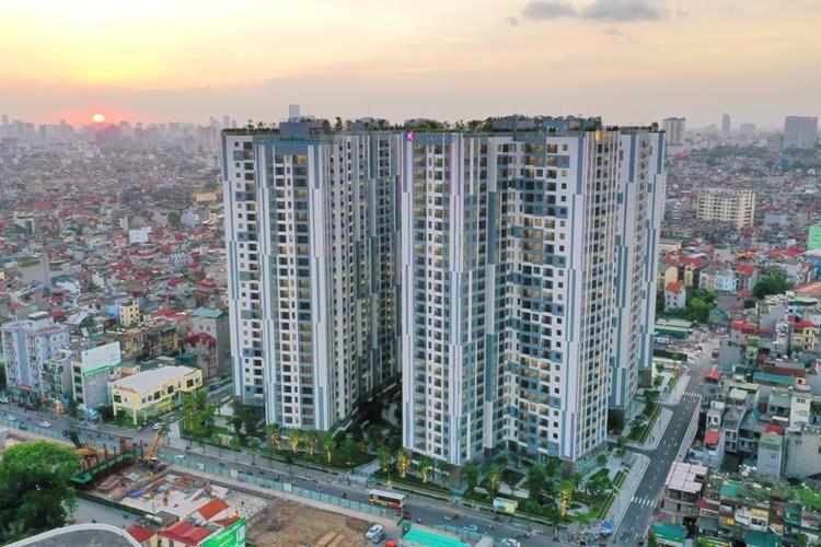 Hình ảnh chung cư Imperia Sky Garden 423 Minh Khai