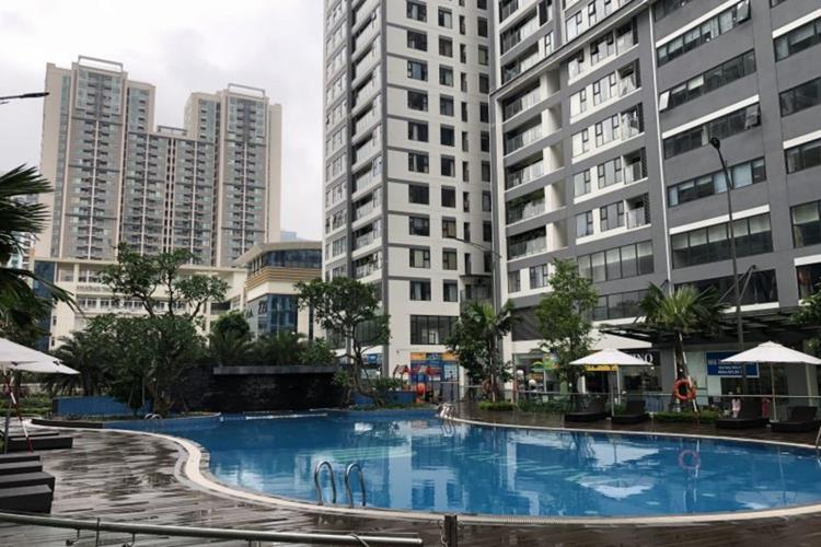Hồ bơi chung cư Imperia Sky Garden 423 Minh Khai