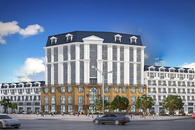 Phối cảnh dự án Khu đô thị Yên Phong Residence Bắc Ninh