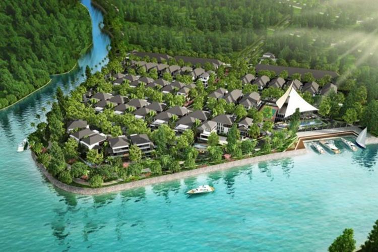 Phối cảnh dự án biệt thự Jamona Home Resort Thủ Đức