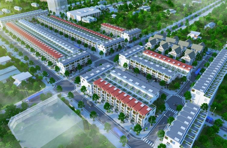 Phối cảnh dự án Fairy Town Vĩnh Yên Centre Point