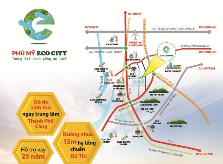Phú Mỹ Eco City