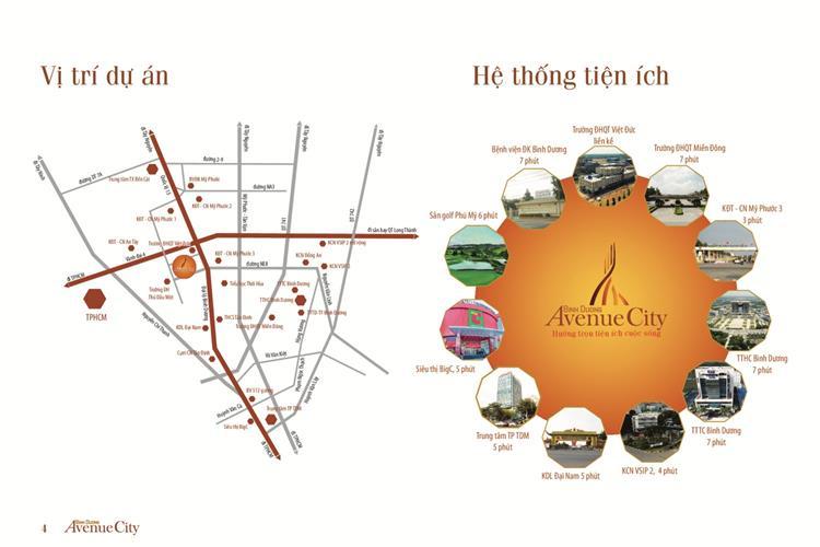Bình Dương Avenue City