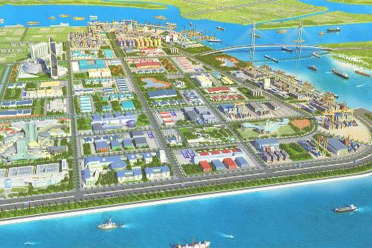 Phối cảnh dự án Hadaland Bảo Ninh Green City Quảng Bình