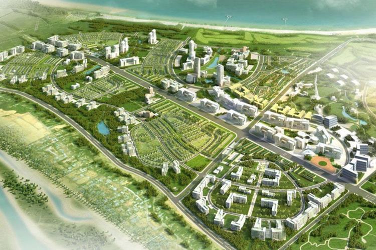 Phối cảnh dự án Khu Đô Thị 1D Thái Nguyên