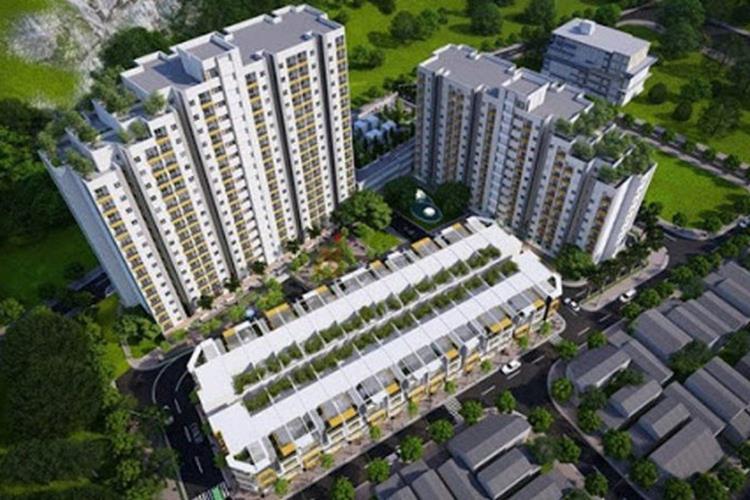 Phối cảnh dự án Chung Cư Lamer 2 Bình Định