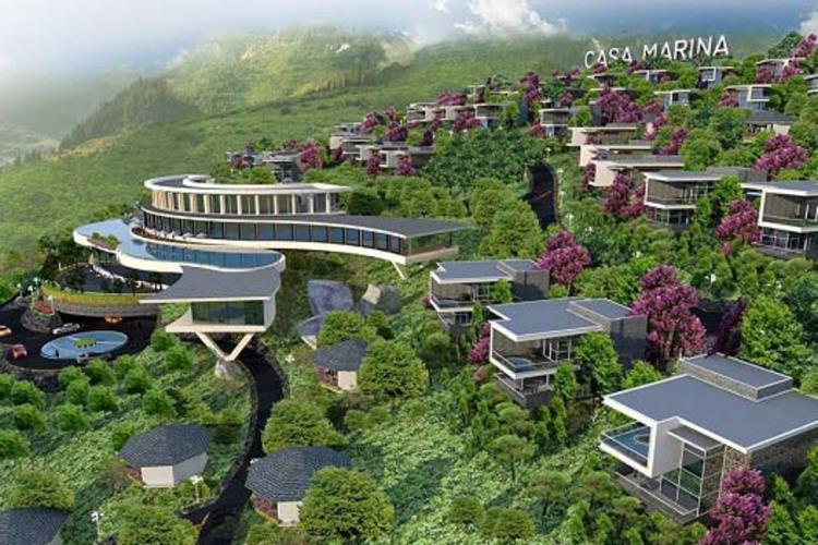 Phối cảnh dự án căn hộ Casa Marina Premium Quy Nhơn