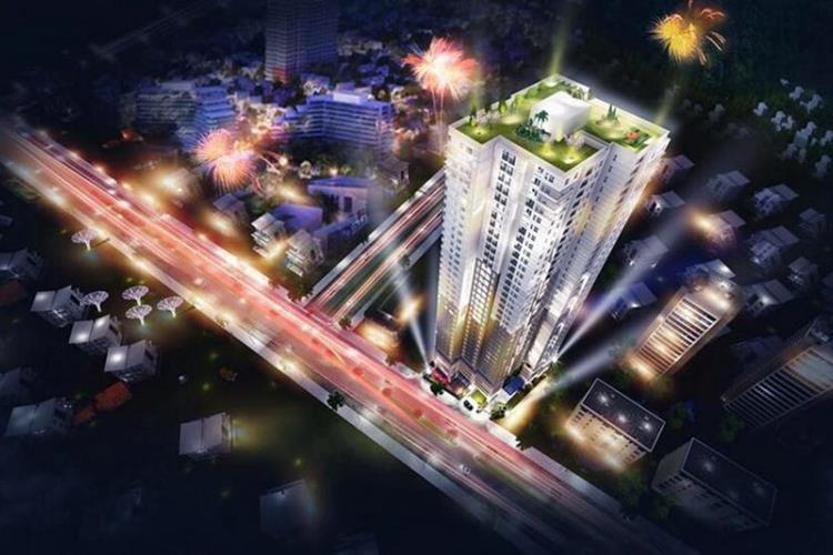 Phối cảnh dự án căn hộ Belle Hill Nha Trang