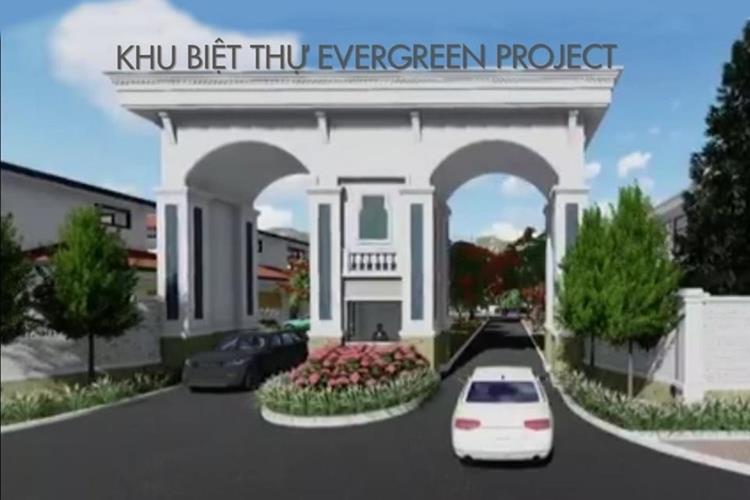 Phối cảnh dự án biệt thự Evergreen Project Bảo Lộc