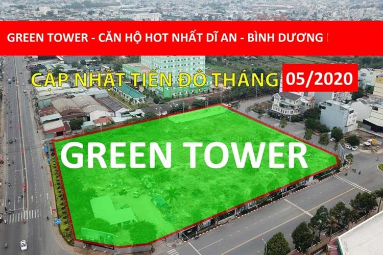 Green Tower Dĩ An