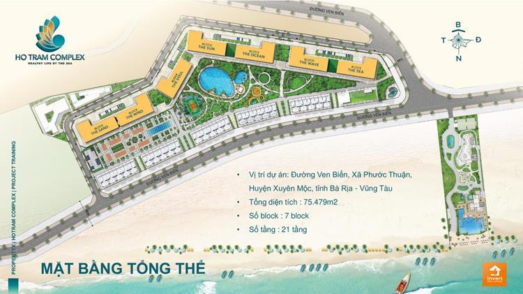 Hồ Tràm Complex