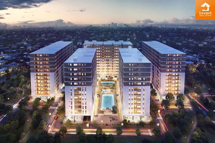Phối cảnh dự án căn hộ LDG SKY Bình Dương