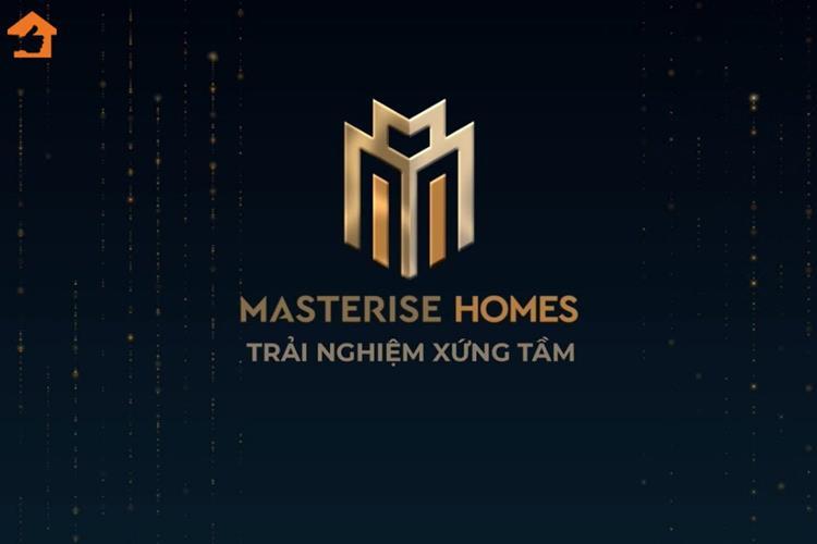 Mastersie Homes là thương hiệu bán hàng của Masterise Group