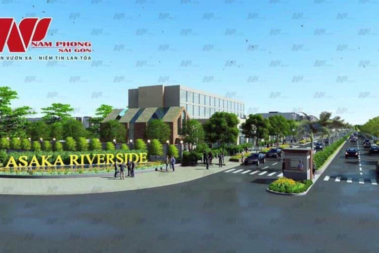 Asaka Riverside