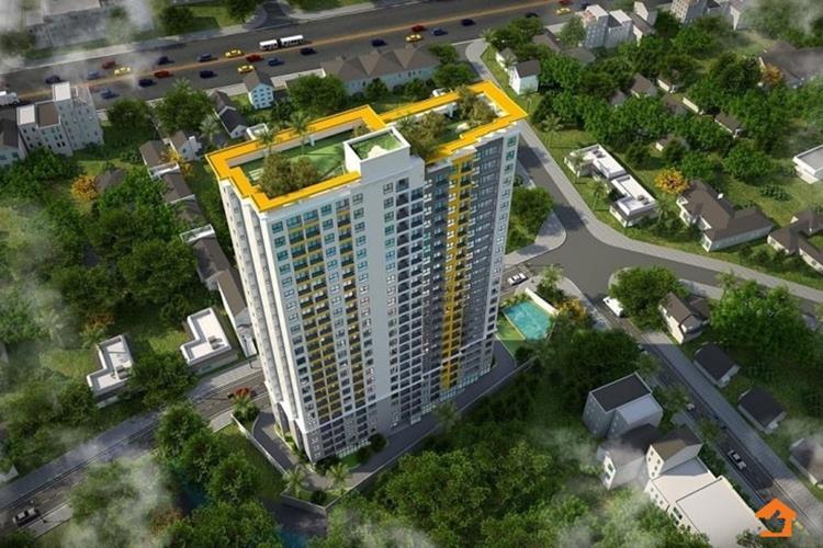 Phối cảnh dự án căn hộ Bcons Bee tại thành phố Dĩ An