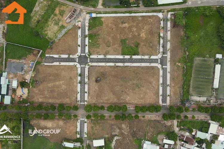 Hình ảnh thực tế dự án đất nền An Sơn Residence tạiLong Điền