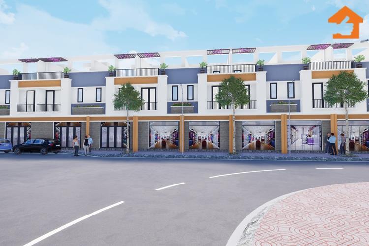 Mẫu thiết kế nhà phố La Vela Garden
