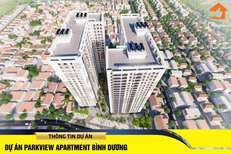 Phối cảnh dự án căn hộ Parkview Apartment Thuận An