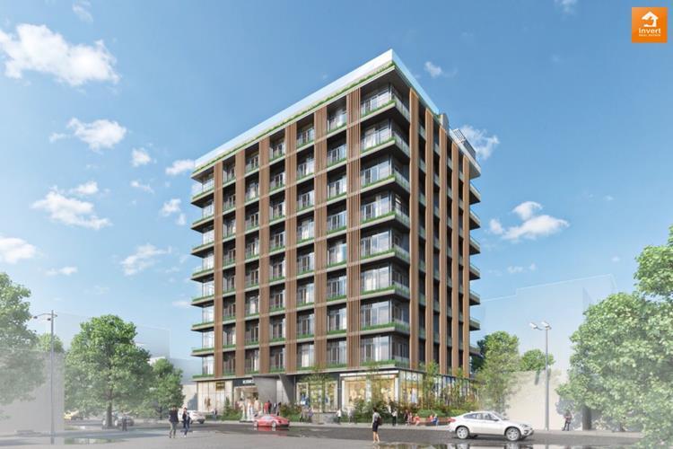 Phối cảnh dự án căn hộ Cavahome