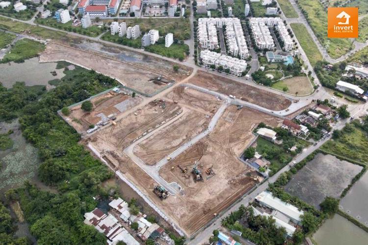 Hình ảnh thực tế dự án Lovera Premier tại Bình Chánh