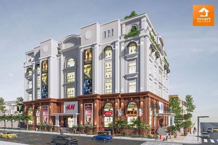 Phối cảnh dự án căn hộ 9x Golden Stella Bình Tân