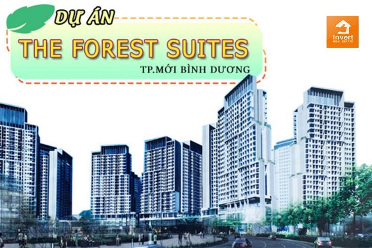 Phối cảnh dự án căn hộ The Foret Suites Bình Dương