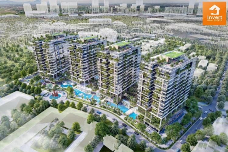 Phối cảnh dự án căn hộ Sunshine Green Iconic Hà Nội