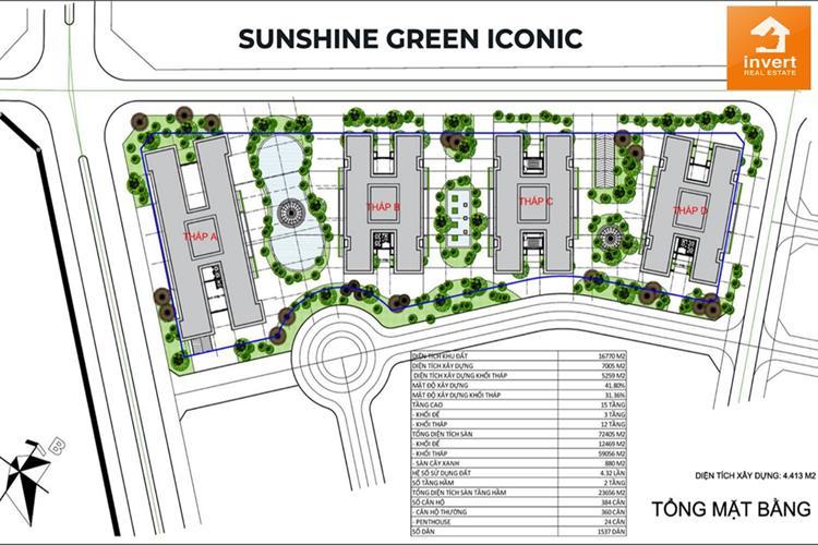 Sunshine Green Iconic