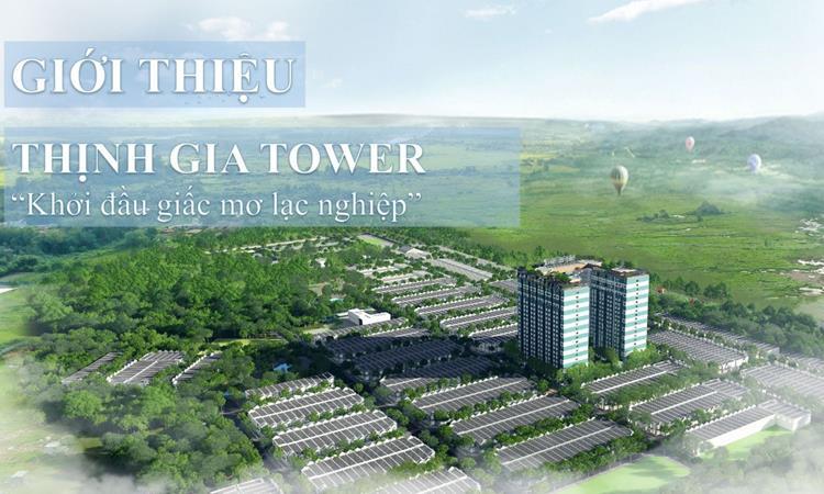 Đất nền Thịnh Gia Tower