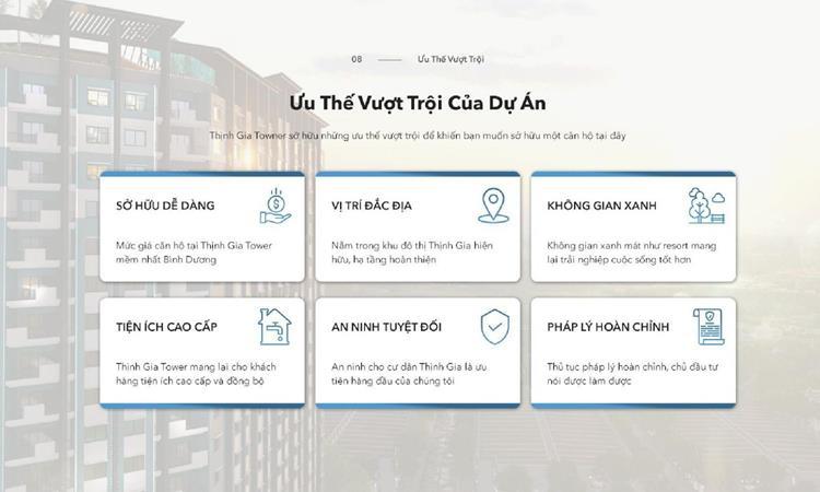 6 điểm mạnh dự án khu đô thị Thịnh Gia Tower