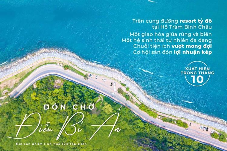 Hồ Tràm Grace Celina Resort