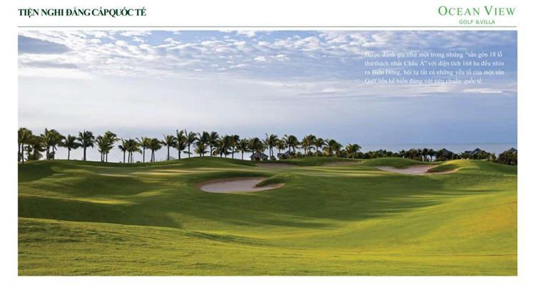 Ocean View Golf & Villas