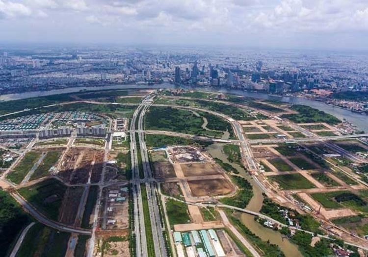 Hình ảnh thực tế dự án Jamona Tân Vạn (Ảnh chụp tháng 11/20220)