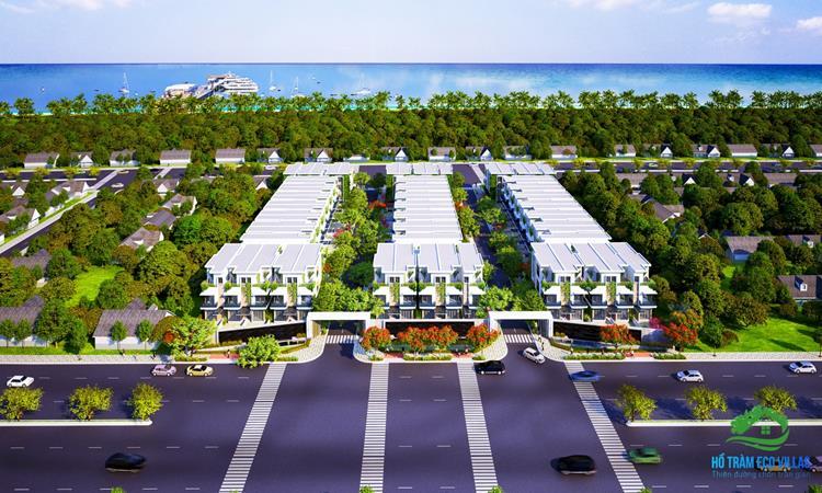 Hồ Tràm Eco Villas