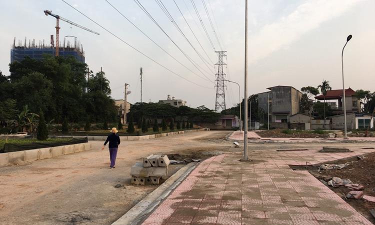 Tiến độ xây dựng thực tế dự án Khu dân cư số 9 Thịnh Đán