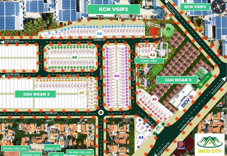 INCO City Bình Dương