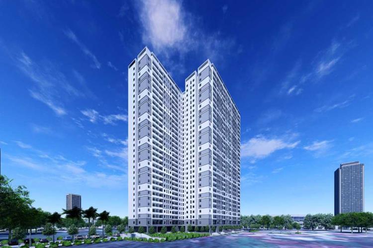 Tổng thể dự án khu căn hộ Tecco Luxury Thuận An